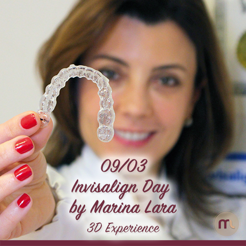 Invisalign Day by Marina Lara – 3D Experience