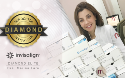 Dra. Marina Lara é Top Doctor Diamond!